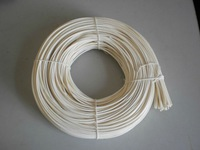 Rattan core 1.5mm bleached white